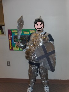 Suit of Armor for Spanish conquistador.